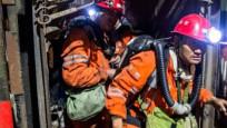 Çin'de maden ocağında patlama... 22 işçi mahsur