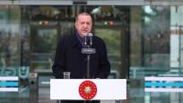 Erdoğan: Gençlerimizle hayalleri arasındaki engelleri kaldırmaya gayret ediyoruz