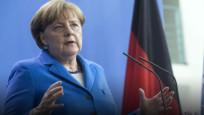 Merkel'den Suudiler'e çok sert tepki