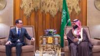 Mnuchin Riyad'da Veliaht Prens ile görüştü