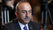 Mevlüt Çavuşoğlu'ndan 'Kaşıkçı' açıklaması