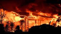 Kaliforniya tarihinin en yıkıcı yangını: Bilanço en az 23'e yükseldi