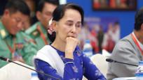 Myanmar Lideri Suu Çii'ye verilen ödül geri alındı
