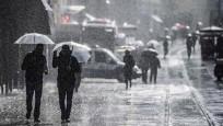 Meteoroloji'den buzlanma ve sel uyarısı