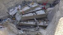 Türkiye'nin en yüksek barajının inşaatı sürüyor