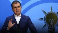 AK Parti Sözcüsü Çelik: Avrupa Ordusu tartışmaları büyük bir ayrışmadır