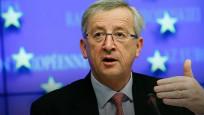 Juncker'den Brexit için zirve çağrısı