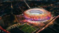 Dünyanın en iyi stadı...Türkiye'nin gururu oldu!