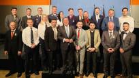 Almanya'da 4 Türk'e Kahramanlık Madalyası