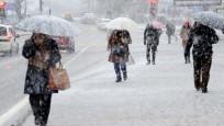 Kar ne zaman yağacak? İstanbul Ankara İzmir hava durumu