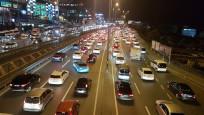 İstanbul'da zincirleme kaza! Yoğun trafik oluştu