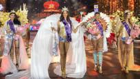 İzmirli Pınar Tartan 'Mankenler Kraliçesi' seçildi