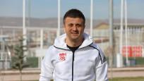 Sivasspor Hakan Keleş'e emanet