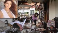 Ünlü oyuncu evinin kapılarını açtı: Burası artık bir virane