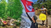 Türk gezgin otostopla 36 ülke 81 şehir gezdi