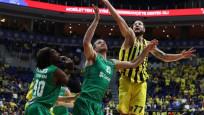 Fenerbahçe: 100 - Darüşşafaka Tekfen: 79