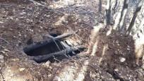 PKK'ya ait 3 sığınak imha edildi