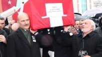 Şehit Emniyet Müdürü Altuğ Verdi'ye hüzünlü uğurlama