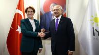 İYİ Parti ile CHP'den kritik ittifak görüşmesi