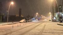 Orta ve Doğu Anadolu'da kar yağışı etkisini artırdı