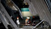 Ankara'daki YHT kazasından ilk fotoğraflar