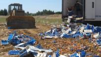 226 ton Türk narenciyesine Rusya engeli