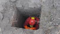 Kırklareli'de yer altında tarihi su tünelleri bulundu