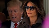 Melania Trump'tan eşine destek mesajı
