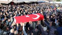 PKK/YPG'den hain saldırı: 1 şehit
