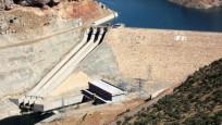 Diyarbakır'da baraj kapağı koptu