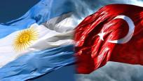 Arjantin'den Türkiye'ye taziye mesajı