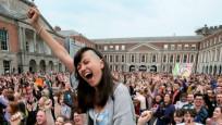 İrlanda'da kürtaja izin veren tasarı parlamentodan geçti