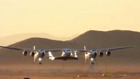 Virgin Galactic test uçuşunda başarılı oldu
