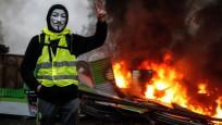 Fransa'da 242 kişi gözaltına alındı