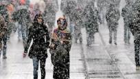 Meteoroloji'den uyarı! Kar ve fırtına