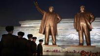 Kuzey Kore'de Kim Jong Il için anma töreni