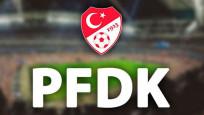 Üç büyük klüp PFDK'ya sevk edildi