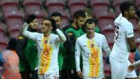 Galatasaray kupada beraberlikle turladı