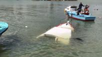 Balıkçı teknesi battı, 2 balıkçı kurtarıldı
