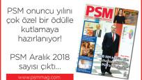 PSM Aralık sayısı çıktı