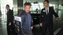Sean Penn, İstanbul'dan ayrıldı