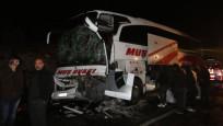 Bingöl'de kaza: 9 yaralı