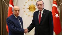 Erdoğan-Bahçeli ittifak zirvesinde neler konuşuldu