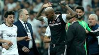 Beşiktaş Talisca için TFF'ye başvurdu