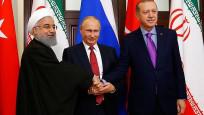 Erdoğan, Putin ve Ruhani o tarihte görüşecek