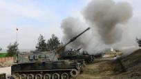 Türkiye uyarı atışı yaptı, Esad milisleri geri çekildi