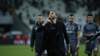 Cenk Tosun'dan Beşiktaş'a destek