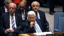 Mahmut Abbas'tan BM'ye üyelik çağrısı