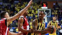 Fenerbahçe Doğuş THY Euroleague'de rahat kazandı