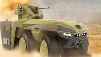 TSK'nın yeni silahı: İnsansız tank!